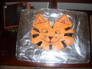 The Tyrant's Tiger Cake